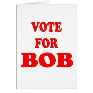 Vote pour Bob - Bob Katter, politicien australien Cartes