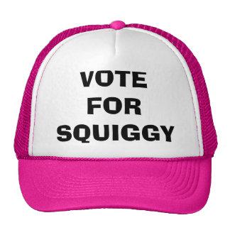 VOTE POUR le casquette de SQUIGGY
