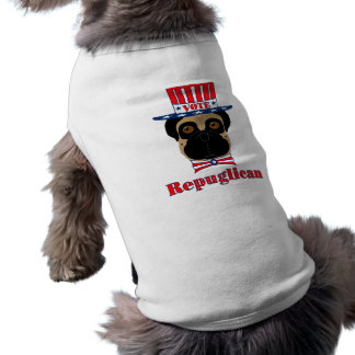 Vote Repuglican Tee-shirts Pour Chien
