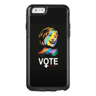 voteHILLARY2016 Coque OtterBox iPhone 6/6s