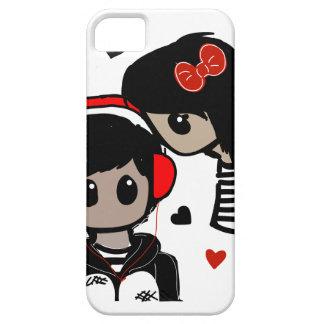 Votre amour est une chanson iPhone 5 case