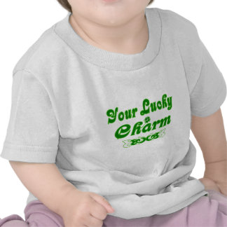 Votre charme chanceux votre charme chanceux t-shirts