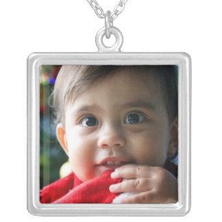 Votre collier T d'enfant
