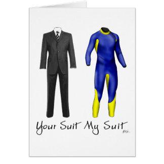 Votre costume ma carte de costume