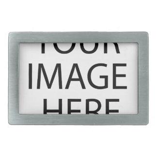 Votre image ici boucles de ceinture rectangulaires