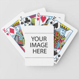 Votre image ici cartes à jouer