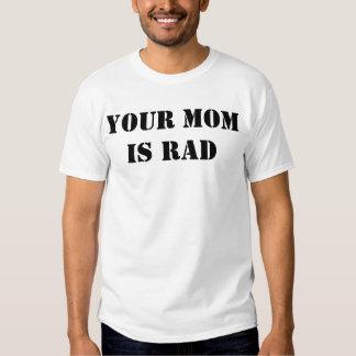 votre maman est rad t-shirts