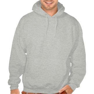 Votre maman peut être plus chaude mais la mine est sweatshirts avec capuche