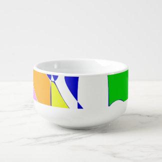 Votre monde 2 mug à soupe