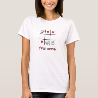 Votre mouvement après t-shirt