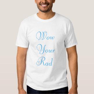 Votre rad t-shirt