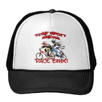 Votre sport suce ! Course BMX Casquette De Camionneur