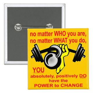 Vous absolument avez la puissance de changer