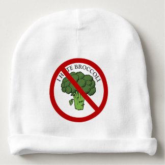 Vous aimez le brocoli ? bonnet de bébé