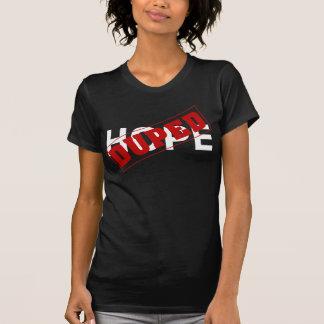 Vous avez été dupés par un dopant d'espoir (2) t-shirt