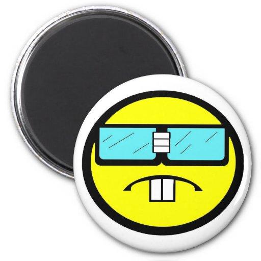 Vous avez été Geeked Magnets Pour Réfrigérateur