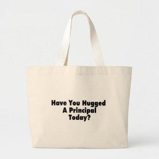 Vous avez étreints un principal aujourd'hui grand sac