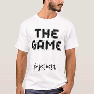 Vous avez juste perdu The Game (la lumière) T-shirt