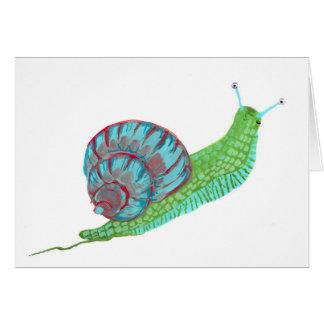 Vous avez la carte #1 de snail mail