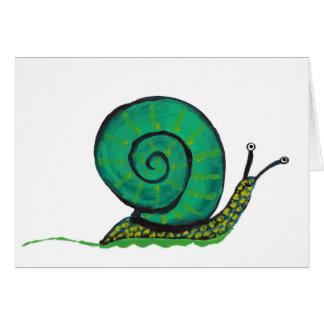 Vous avez la carte #3 de snail mail