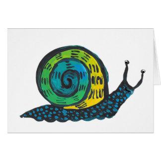 Vous avez la carte #5 de snail mail