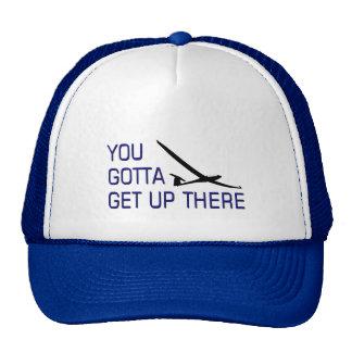 Vous avez obtenu de vous lever là casquettes