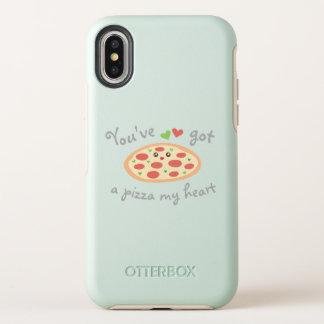 Vous avez une pizza mon humour drôle de nourriture