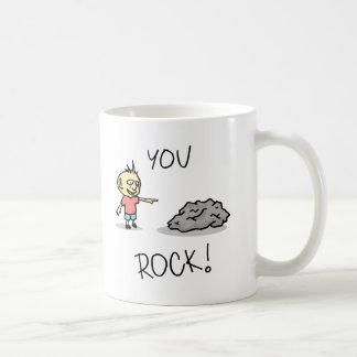 Vous basculez ! Bande dessinée Mug