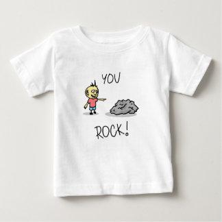 Vous basculez ! Bande dessinée T-shirt Pour Bébé