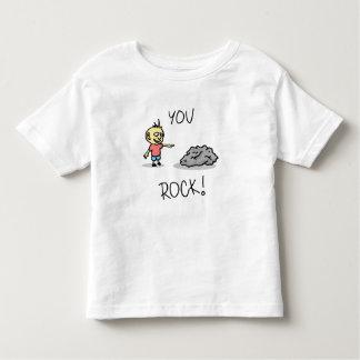 Vous basculez ! Bande dessinée T-shirt Pour Les Tous Petits