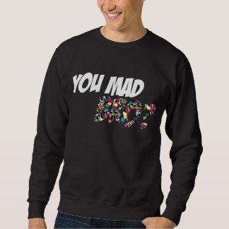 Vous Bro fou Sweatshirt
