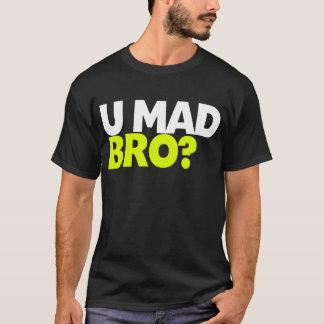 Vous bro fou ? t-shirt