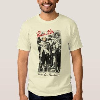 Vous et Pancho Villa personnalisables avec votre T-shirts