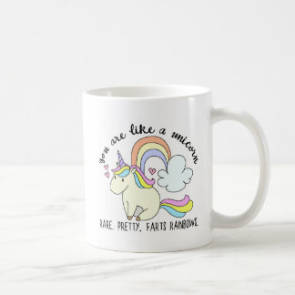 Vous êtes comme une licorne mug