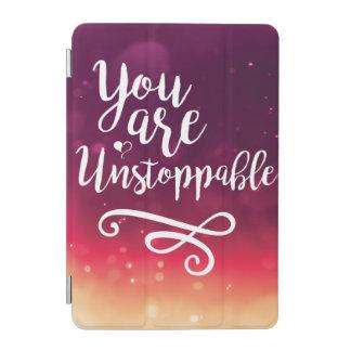 Vous êtes couverture intelligente d'iPad imparable Protection iPad Mini