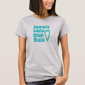 Vous êtes fan du bullet journal? Montrez-le! T-shirt