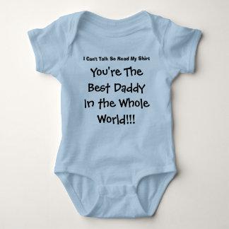 Vous êtes le meilleur papa au monde entier body