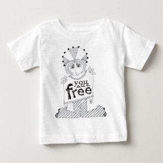 Vous êtes libres t-shirts