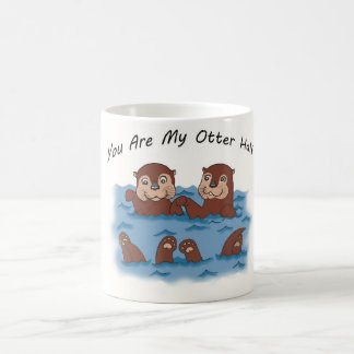 Vous êtes ma loutre demi mug