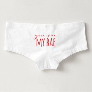 Vous êtes mes sous-vêtements blancs de Bae