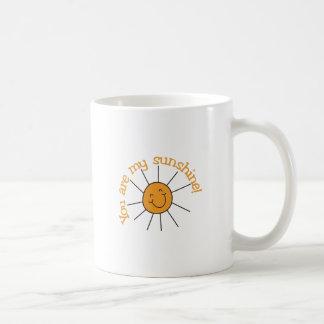 Vous êtes mon soleil mug