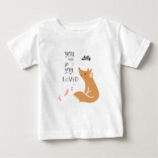 Vous êtes T-shirt tellement très aimé de bébé