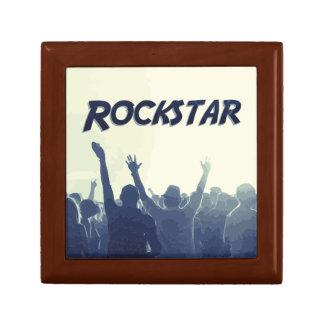Vous êtes un Rockstar ! Boîte À Souvenirs