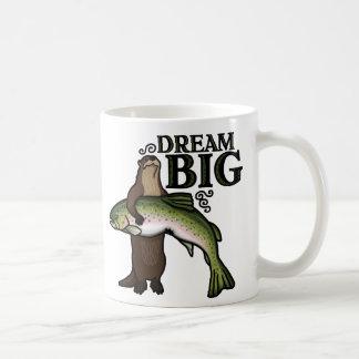 Vous grand rêveur de loutre mug