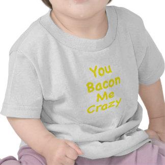 Vous lard je fou t-shirts
