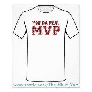 Vous le DA vrai MVP Prospectus 11,4 Cm X 14,2 Cm