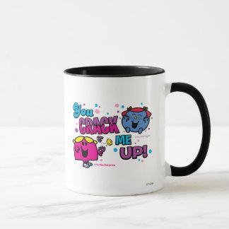 Vous me fendez ! mugs