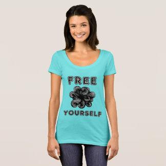 """""""Vous-même libre"""" le prochain T-shirt de niveau"""