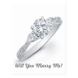 Vous m'épouserez carte