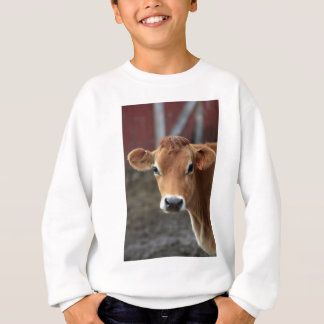 Vous ne me pensez pas suis jolie vache du Jersey Sweatshirt